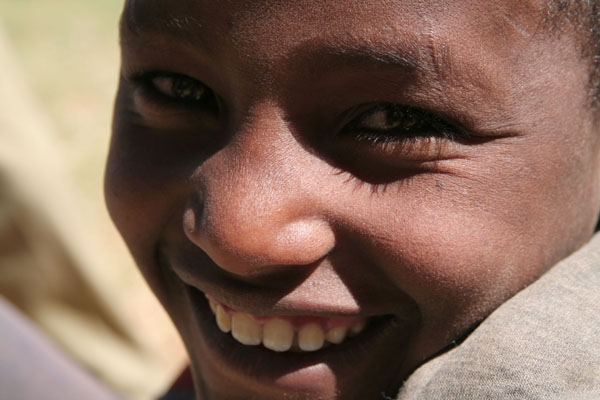 Send picture of Boy from Mekele from Ethiopia as a free postcard