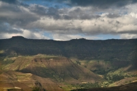 Foto van One of the great views of the Simien mountains - Ethiopia