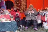 Foto di Ladies selling knitwear - Finland