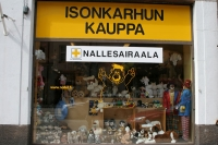 Click to enlarge picture of Shops in Finland