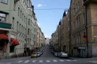 Click to enlarge picture of Streets in Finland