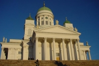 Photo de Cathedral of Helsinki - Finland