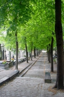 Photo de Pere Lachaise cemetery in Paris - France