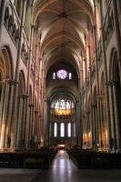 Photo de Interior of a church in Lyon - France