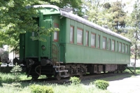 Foto di Stalin's bullet proof railway carriage  - Georgia