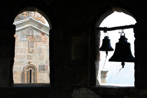 Send picture of Church bells of  Mtatsminda Zamemba from Georgia as a free postcard