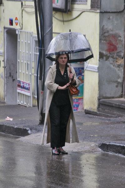 Envoyer photo de It's a rainy day in Georgia de Géorgie comme carte postale électronique