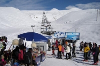 Picture of The Gudauri ski area - Georgia