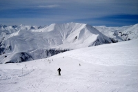 Picture of Skiing at the Gudauri ski area - Georgia