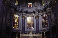 Foto van Interior of Berlin Cathedral - Germany