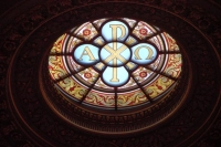 Photo de Window of Berlin Cathedral - Germany