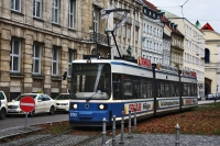 Picture of A tram in Munich - Germany