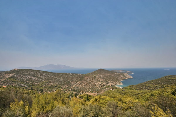  Landscape on Poros