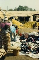 Picture of Guinean market - Guinea