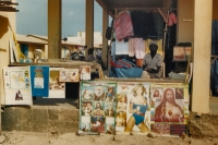 Foto van Clothes shop in Guinea - Guinea
