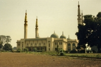 Photo de A mosque in Conakry - Guinea