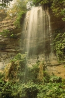 Picture of Small waterfall in Guinea - Guinea