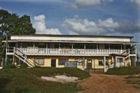Picture of Two Mills Primary School near Bartica - Guyana
