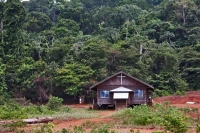 Picture of Small Catholic school in central Guyana - Guyana