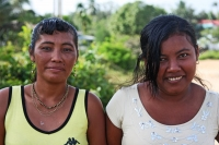 Picture of Women near Bartica - Guyana