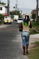 Foto de Woman in Georgetown - Guyana