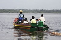 Click to enlarge picture of Transportation in Guyana