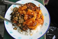 Click to enlarge picture of Food in Guyana