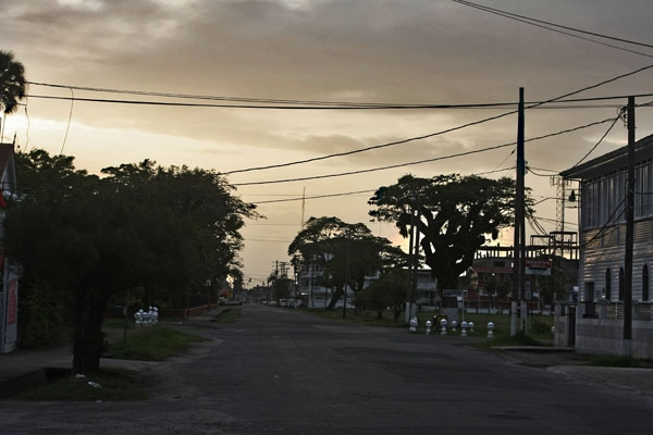 Send picture of Early morning light in Georgetown from Guyana as a free postcard