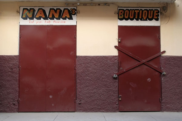 Send picture of Nana's shop in Cap Haitien  from Haiti as a free postcard