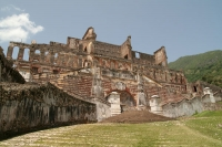 Foto van The Sans-Souci Palace in Milot - Haiti