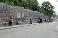 Click to enlarge picture of Streets in Haiti