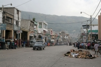 Photo de Port-au-Prince street - Haiti
