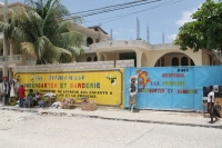 Click to enlarge picture of Schools in Haiti