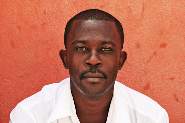 Man in Cap Haitien