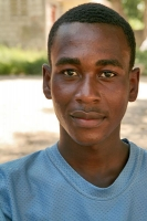 Foto di Young man from Hinche - Haiti