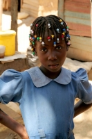 Photo de Girl from Hinche - Haiti