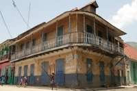 Picture of Houses in Haiti