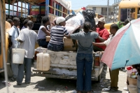 Picture of Transportation in Haiti