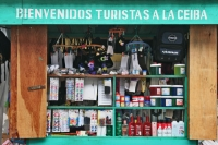 Click to enlarge picture of Shops in Honduras