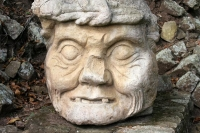 Picture of The Old Man in Copán - Honduras