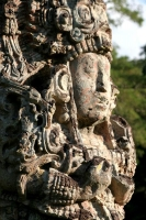 Foto de Detail of Stela H in Copn - Honduras