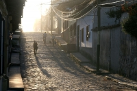 Picture of Street in Santa Rosa - Honduras