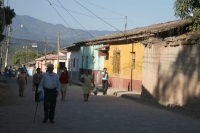 Click to enlarge picture of Streets in Honduras