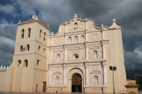 Photo de Cathedral of Santa María in Comayagua - Honduras