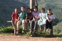 Foto de Children from the western highlands - Honduras