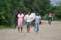 Picture of Girls from northern Honduras - Honduras