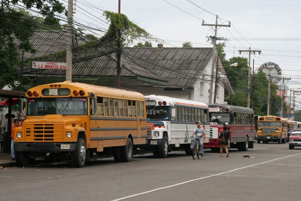  Honduran buses