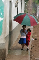 Foto van Rainy day in Honduras - Honduras