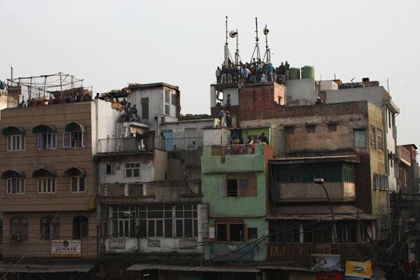 Spedire foto di Apartments in Delhi di India come cartolina postale elettronica