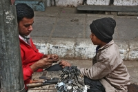 Photo de Key maker in Delhi - India